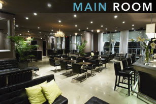 Main Room Features of Panorama Lounge - Toronto best restaurant for toronto's best view, highest restaurant patio, best cocktails, best brunch, most romantic spot, fine dining, best catering, best romantic restaurant, best skyview located at yorkville, downtown toronto voted as best restaurant toronto.